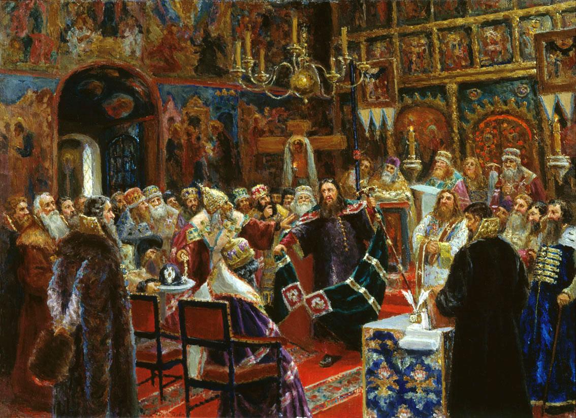 Биография царя Алексея Михайловича Романова